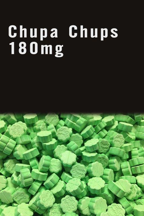 Buy Chupa Chups 180mg ecstasy pills online