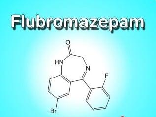 Flubromazepam (4mg) Pellets