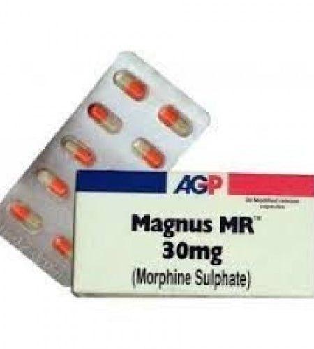 Buy Magnus MR Morphine 30mg online