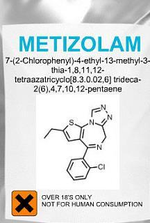 Buy Metizolam powder online