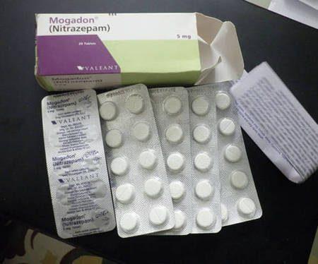 Buy Mogadon Nitrazepam 5mg pills online