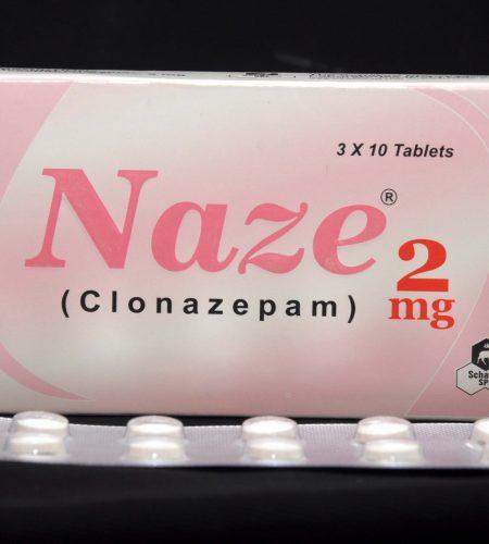 Buy Naze 2mg Clonazepam pills online