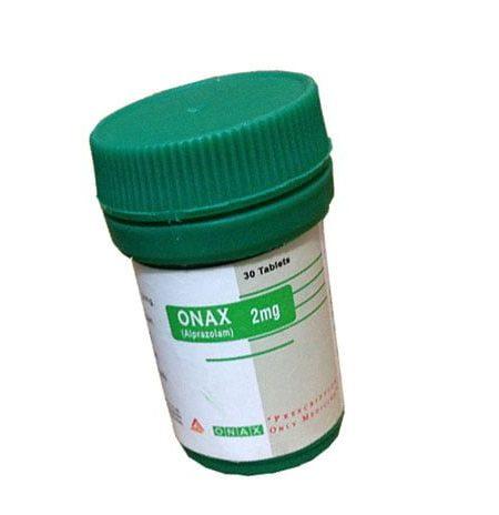 Buy Onax 2mg Alprazolam pills online