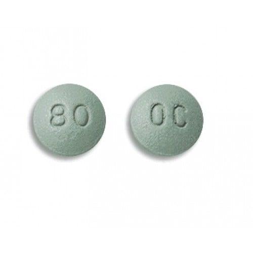 Buy Oxycodone 80mg pills online