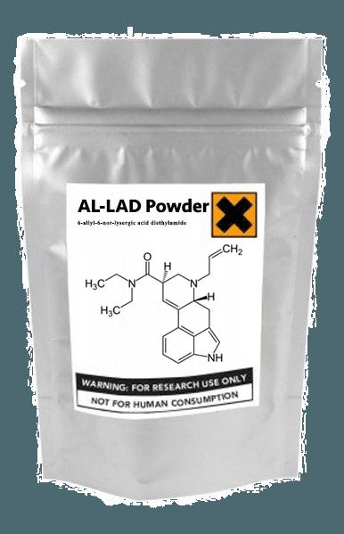 ETH-LAD powder